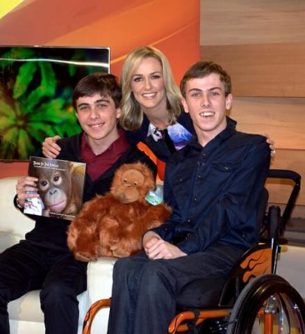 Alicia Loxley on Today Show