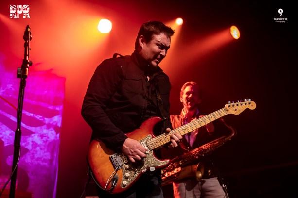 Billy Walton Band - HRH Blues V - 18