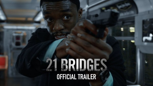 21 Bridges Movie