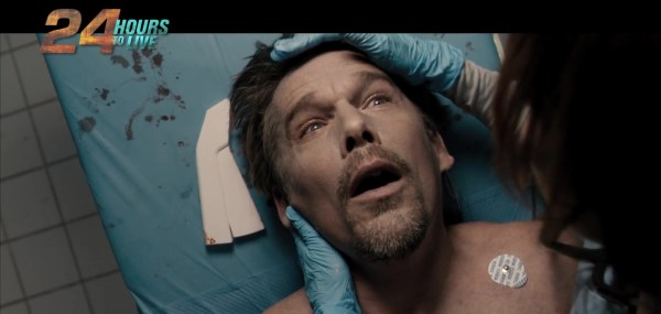 24 Hours To Live Movie - Ethan Hawke