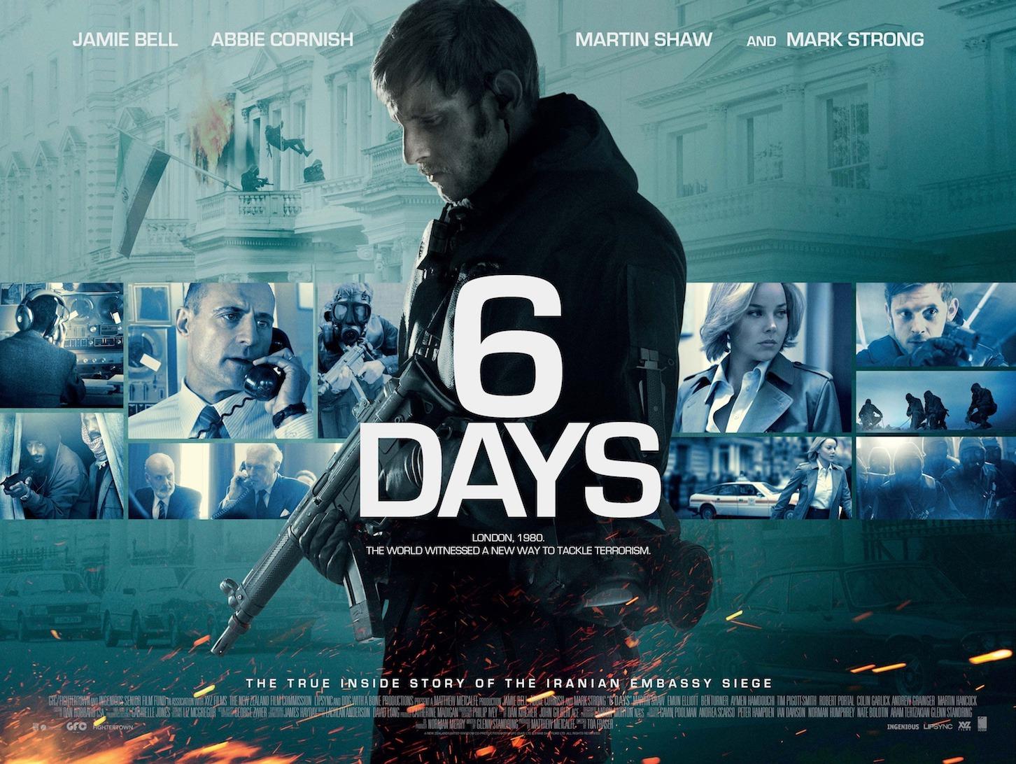 6 Days Trailer