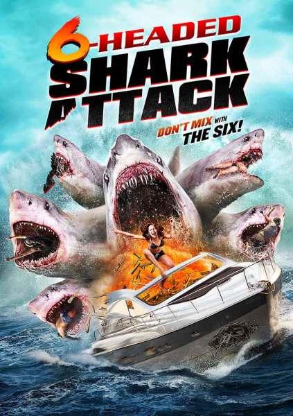 Headed Shark Attack Movie Clips