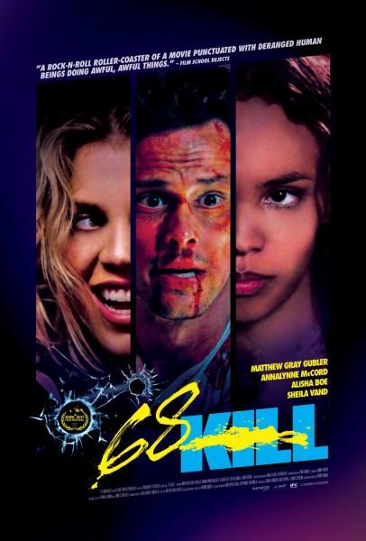 68 Kill Film Poster