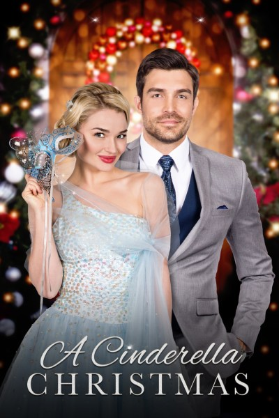 A Cinderella Christmas Movie Poster
