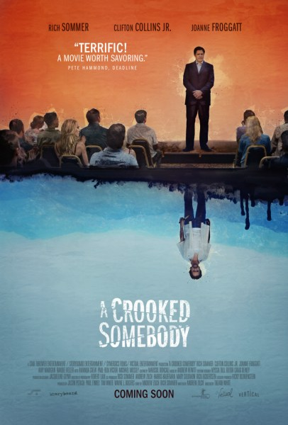 A Crooked Somebody New Film Poster