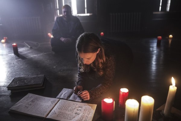 A Dark Song Film