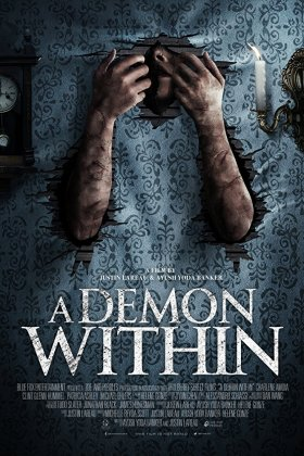 A Demon Within New Movie Poster