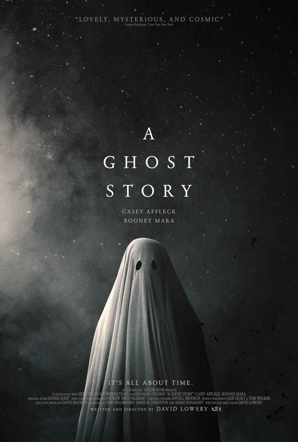 Image result for a ghost story movie poster