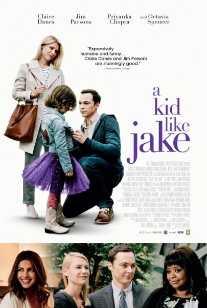 A Kid Like Jake Movie Poster
