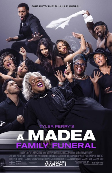 A Madea Family Funeral New Poster