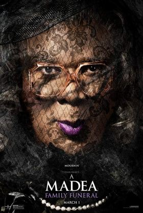 A Madea Funeral Movie Poster