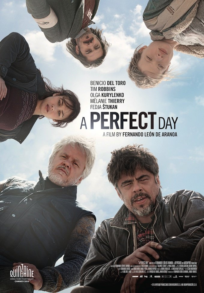 A Perfect Day Trailer