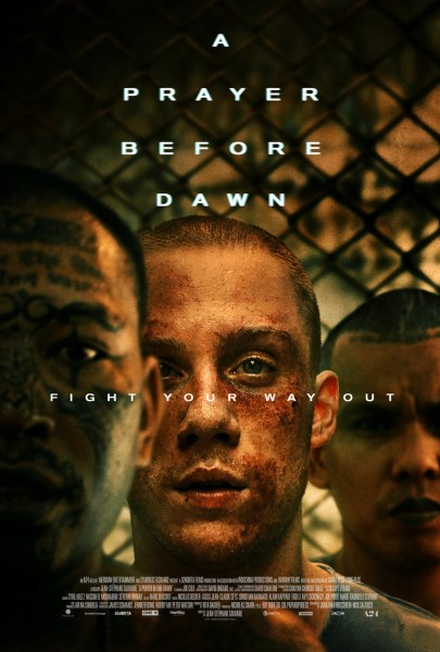 A Prayer Before Dawn Joe Cole Poster