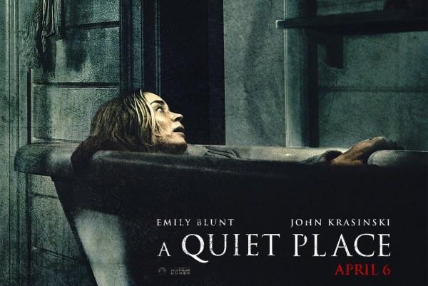 A Quiet Place Movie 2018 Emily Blunt