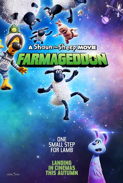 A Shaun The Sheep Movie Farmageddon Poster