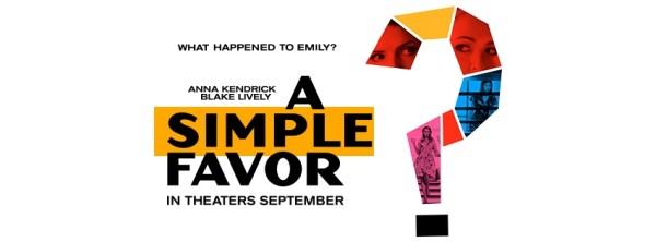A Simple Favor Movie