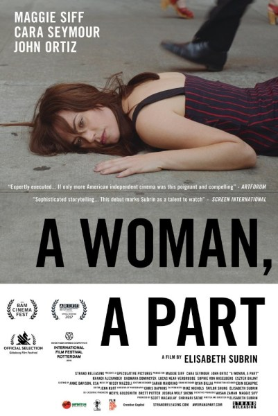 A Woman A Part Movie Poster