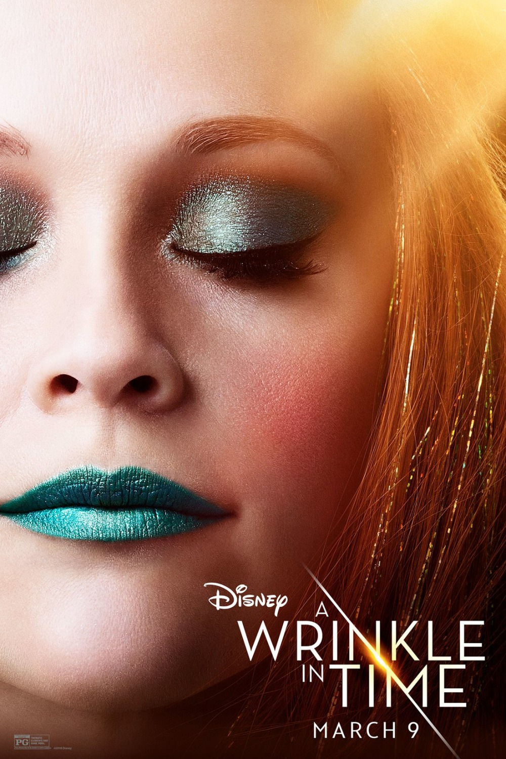 a wrinkle in time Get a wrinkle in time dvd and blu-ray release date, trailer, movie poster and movie stats a new kind of space travel has been discovered, and meg's scientist father is at the forefront of the new developments.