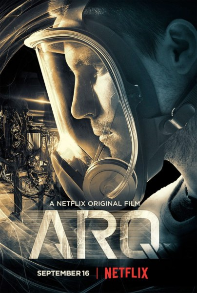 ARQ movie Poster