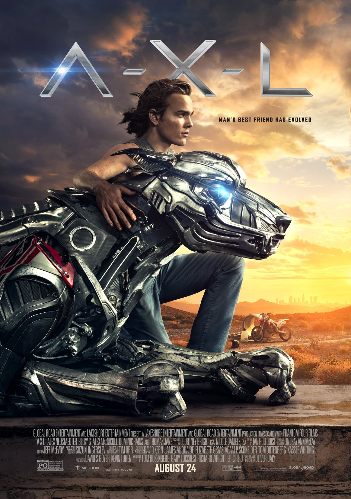 Alex Rider Movies Trailer