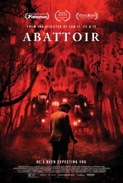 Abattoir New Postere