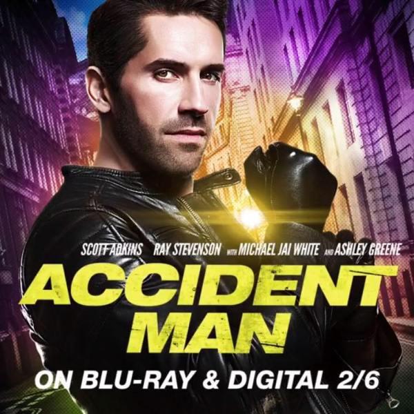 Accident Man Movie