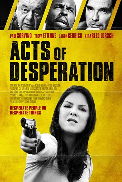 Acts Of Desperation Movie Poster