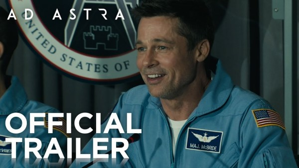Ad Astra Movie - Brad Pitt - 2019