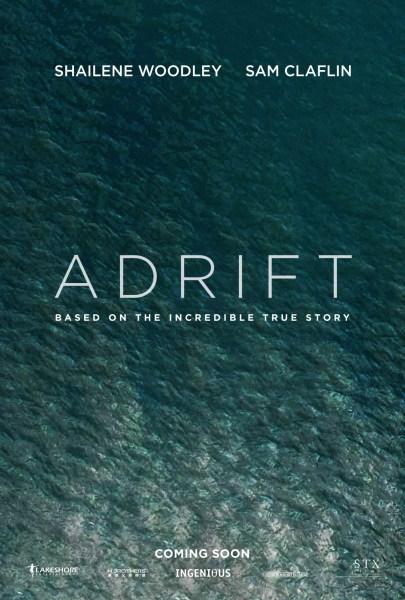 Adrift Teaser Poster
