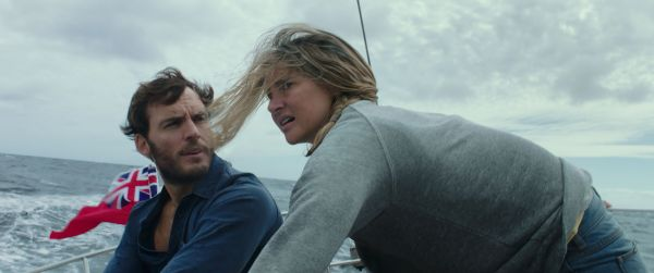 Adrift Movie - Shailene Woodley and Sam Claflin