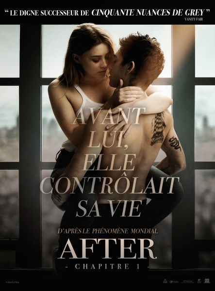 After French Poster