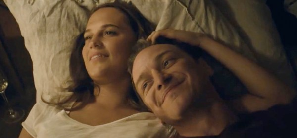 Alicia Vikander And James McAvoy Submergence Movie