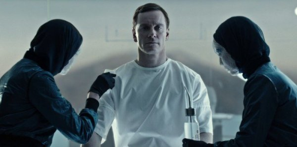 Alien Covenant - Michael Fassbender is Walter