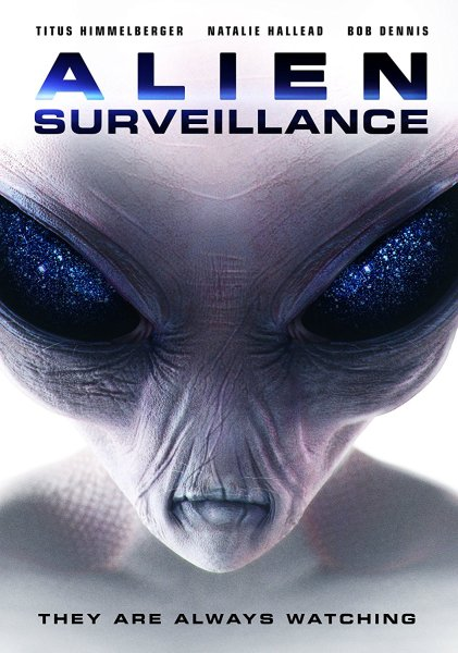 Alien Surveillance Movie Poster