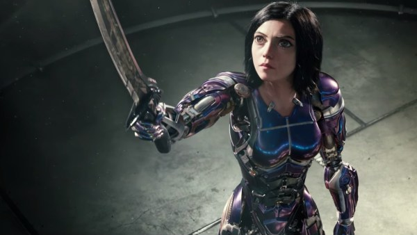 Alita Battle Angel December 2018
