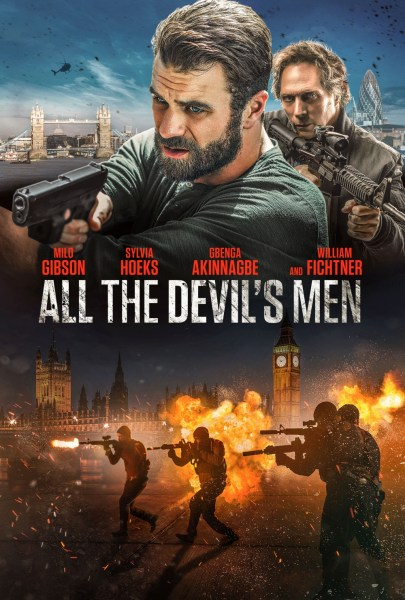 All The Devil's Men Movie Poster