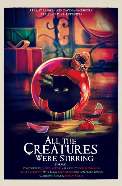 All The Creatures Were Stirring Movie Poster