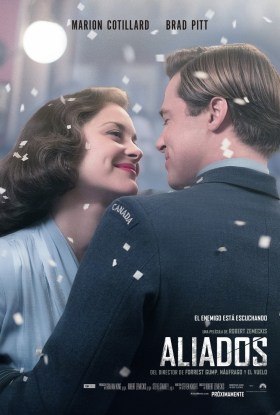 Allied International Poster