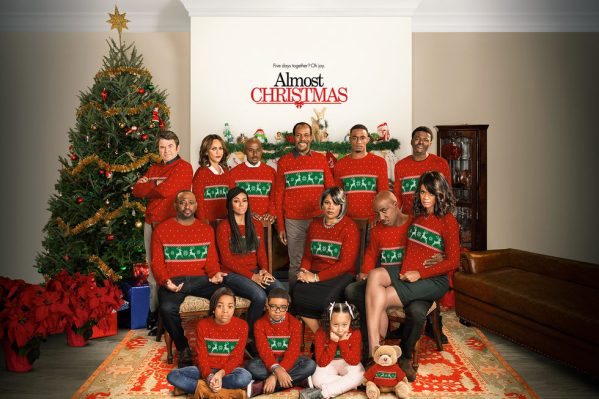 Almost Christmas - November 2016 movie