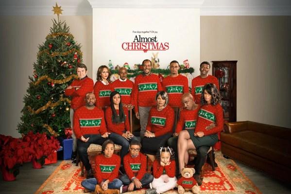 Almost Christmas - November 2016 movie