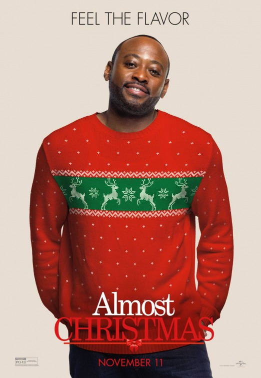 click on a poster to enlarge - Almost Christmas Trailer