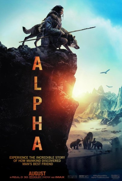 Alpha New Movie Poster