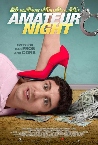 Amateur Night movie poster