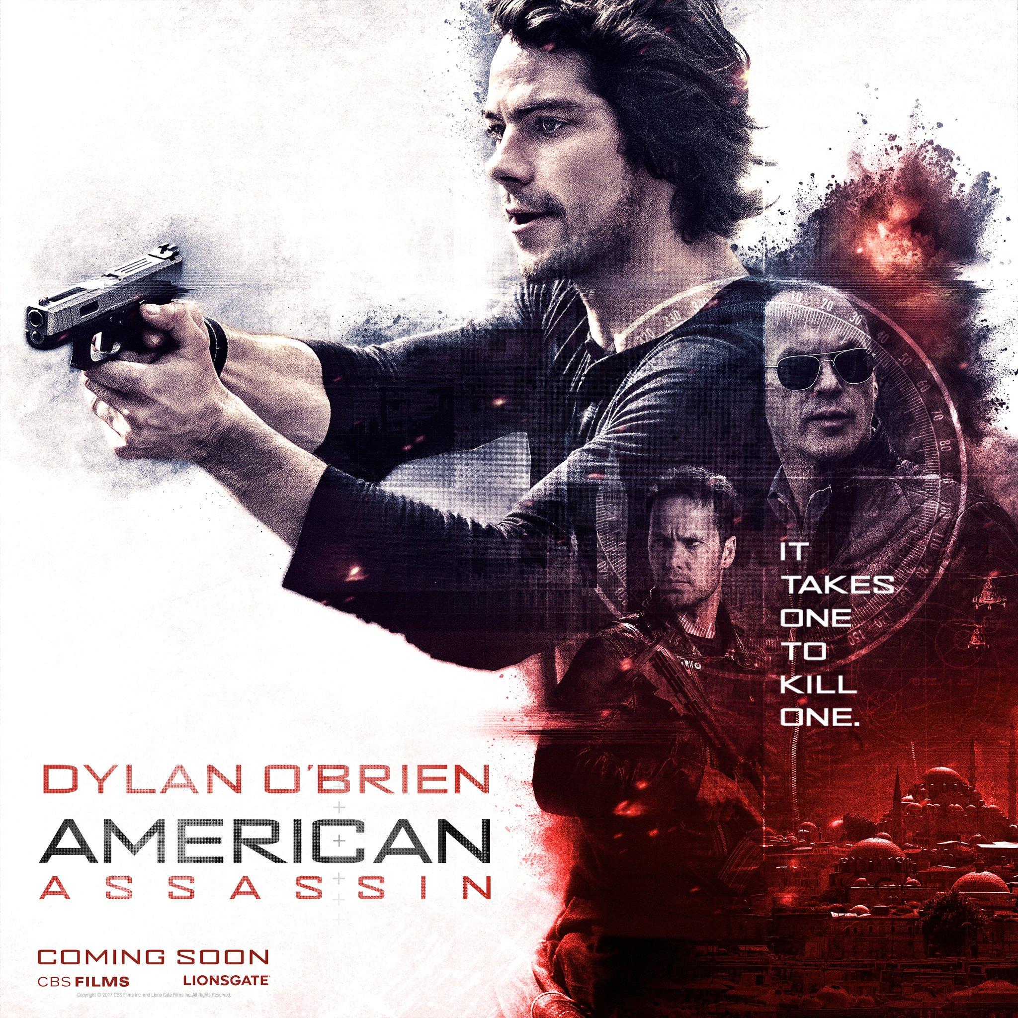American Assassin   Teaser Trailer American Assassin