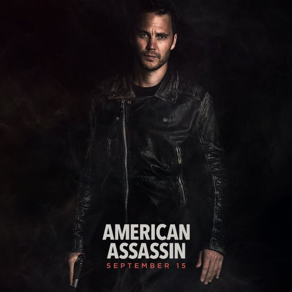 American Assassin Movie Poster - Taylor Kitsch