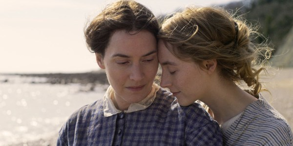 Ammonite Movie (2020) - Kate Winslet And Saoirse Ronan
