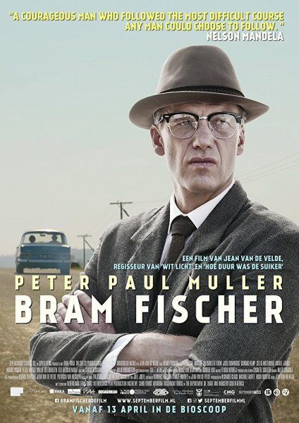 An Act Of Defiance - Bram Fischer Movie