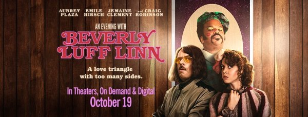 An Evening With Beverly Luff Linn Movie 2018