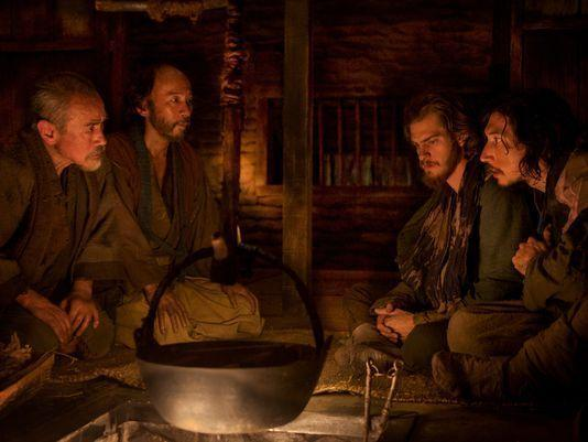 Andrew Garfield And Adam Driver - Silence Movie