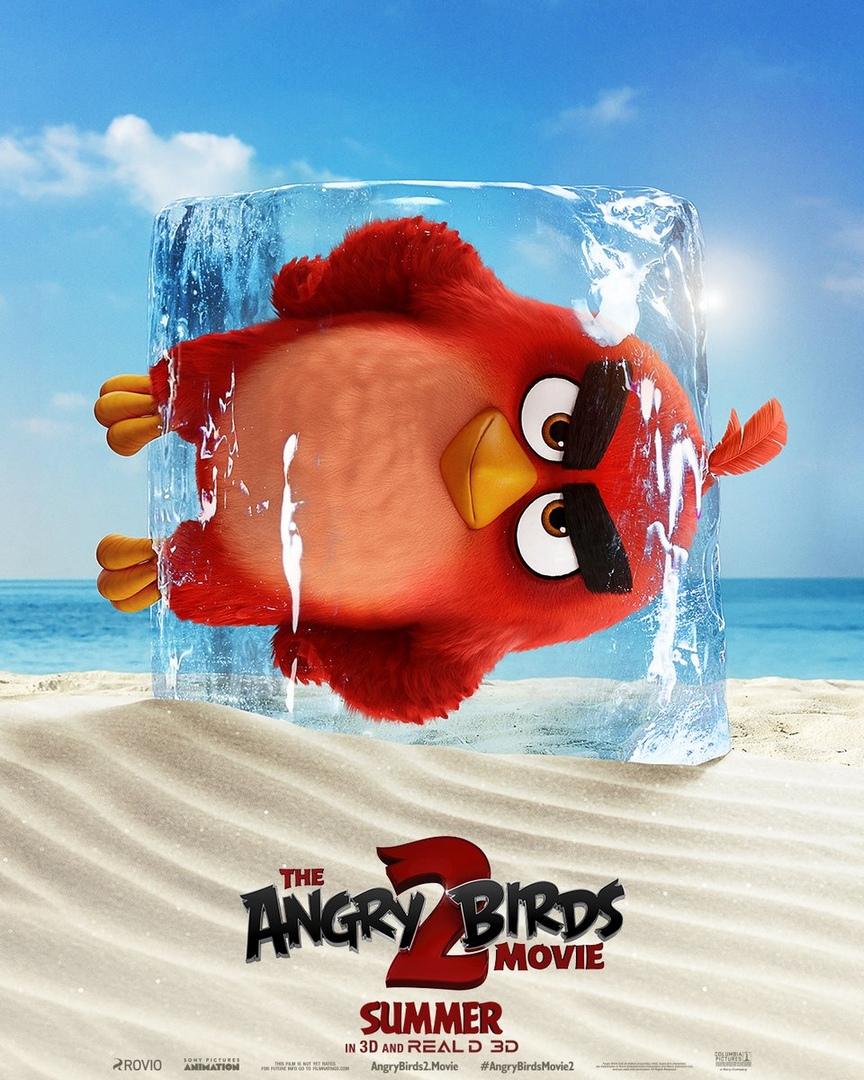Watch Avatar 2 Trailer: Angry Birds 2 Movie Trailer : Teaser Trailer